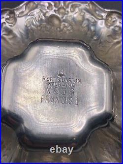 10 Vintage Francis I X 569 Sterling Silver Nut Dish Reed & Barton Salt Dishes