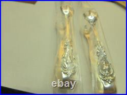 2 Pair Of Gorgeous Reed Barton Francis 1st Sterling Sugar Tongs Gorgeous No Mono