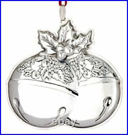 2012 Reed Barton Sterling Christmas Francis First Pattern Ornament Medallion