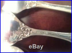 4 Francis I Sterling Silver Teaspoons Spoon by Reed and Barton NEW