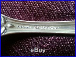 67pc Reed & Barton Francis I Place Size Sterling Silver Flatware Set
