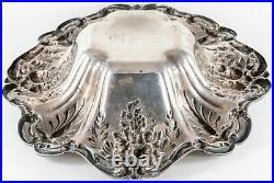 FRANCIS 1st REED & BARTON STERLING SILVER BOWL # X569 1952