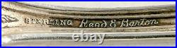 FRANCIS 1st Reed and Barton Sterling Silver SEAFOOD FORKS (8)