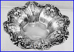 FRANCIS I by Reed & Barton Sterling Silver 3 3/8 NUT DISH, No Monogram