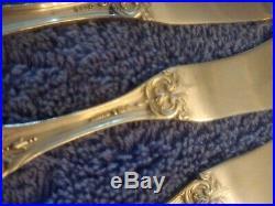 Francis 1 Reed & Barton Individual Fish Knife 8.25 Solid Sterling