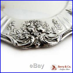 Francis I Bread Plate Reed Barton Sterling Silver 1960