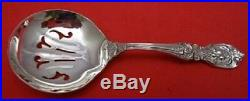 Francis I By Reed and Barton Sterling Silver New Script Nut Spoon 4 3/4