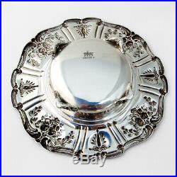 Francis I Covered Butter Dish Reed Barton Sterling Silver 1953