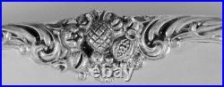 Francis I King Francis by Reed & Barton Vintage Silverplate Tea Tray # 1676