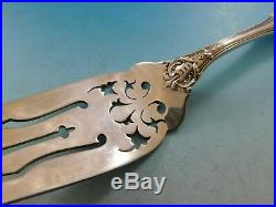 Francis I Old by Reed & Barton Sterling Silver Cold Meat Fork Hand Pcd 7 7/8