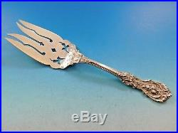 Francis I Old by Reed & Barton Sterling Silver Cold Meat Fork Hand Pcd 9 1/8