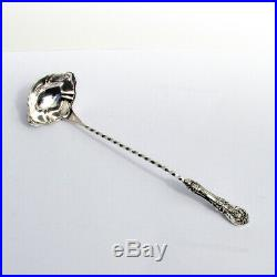 Francis I Punch Ladle All Sterling Silver Reed Barton 1950