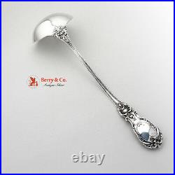 Francis I Soup Ladle Sterling Silver Reed And Barton 1907
