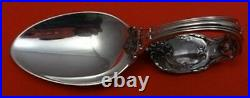 Francis I by Reed & Barton New Script Mark Sterling Baby Spoon Bent Custom Made