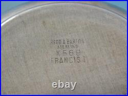 Francis I by Reed & Barton Old Sterling Silver Porringer #X569 (#1903)