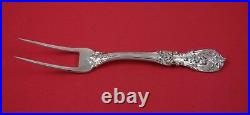 Francis I by Reed & Barton Old Sterling Silver Roast Beef Serving Fork FH Custom