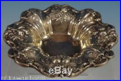 Francis I by Reed & Barton Sterling Silver Nut Dish #X569 3/4 X 3 7/8 (#0853)