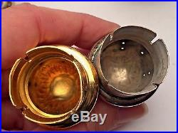 Francis I by Reed & Barton Sterling Silver pair of Salt & Pepper Shakers