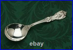 Francis I by Reed & Barton set of Cream / Round Soup Spoons 6, Sterling Silver