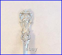Francis I by Reed and Barton All Sterling Tomato Server (Old Mark) -8 1/4