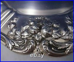 Francis I by Reed and Barton Sterling Silver Charger Plate #X567 (#5215)