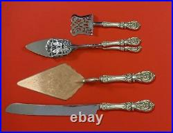Francis I by Reed and Barton Sterling Silver Dessert Serving Set 4pc Custom Made