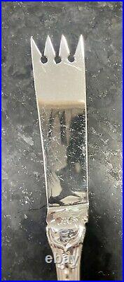 Francis I by Reed and Barton Sterling Silver Escargot Fork Custom Rare 5 1/2