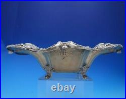 Francis I by Reed and Barton Sterling Silver Fruit Bowl withFeet #X569F (#4627)