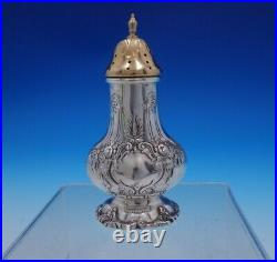 Francis I by Reed and Barton Sterling Silver Salt Pepper Shaker Set X571 (#3262)