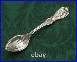 Francis I flatware by Reed & Barton Sterling Silver set of 8 Fruit Spoons 5 7/8