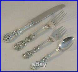 Francis I-reed & Barton 4-piece Dinner Size Place Setting(s)-french