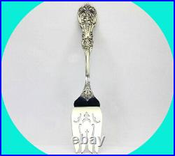 REDUCED! Reed & Barton Francis I 925 sterling silver cold meat fork serving pc