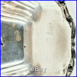 REED & BARTON FRANCIS 1st STERLING SILVER DISH / BOWL # X569 1952 Date Letter