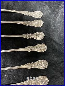 Reed And Barton Francis The First Seafood Or Oyster Forks Set A Six