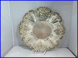 Reed And Barton Sterling Silver Francis 1 11 1/4 Inch Platter