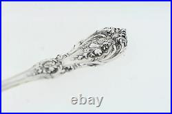 Reed & Barton FRANCIS I Sterling Silver Small Cream or Salad Serving Spoon 6