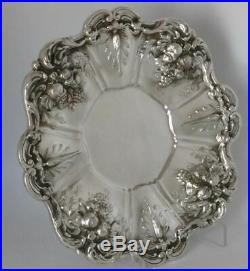 Reed & Barton Francis 1 Sterling Silver Tray 1954 Date Mark