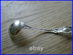 Reed & Barton Francis 1 Sterling Solid Gravy Ladle Old Marks, Patent date