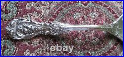 Reed & Barton Francis 1st Gumbo Spoon 7 1/8 MINT! Gift Giving Condition
