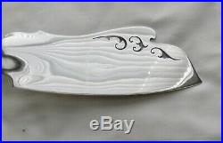 Reed & Barton Francis 1st Solid SterlIng Silver 12-1/4 Inch Ice Cream Server
