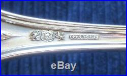 Reed & Barton Francis 1st Soup Ladle 12 Old Mark withPat Date Mint