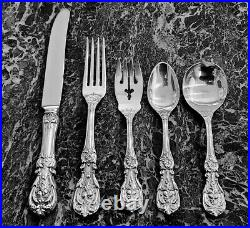 Reed & Barton Francis 1st Sterling Silver 5 Piece Place Size Setting (s)