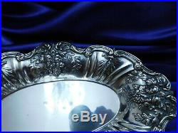 Reed & Barton Francis 1st Sterling Silver Bread Tray- Excellent Condition