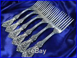 Reed & Barton Francis 1st Sterling Silver Dinner Fork Very Good Condition P