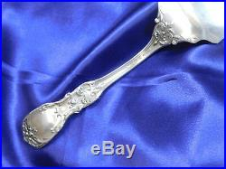 Reed & Barton Francis 1st Sterling Silver Large Fish Server Very Good Cond