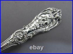 Reed & Barton Francis 1st Sterling Silver Place Oval Soup Spoon