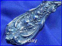 Reed & Barton Francis 1st Sterling Silver Soup Ladle Large No Spout Old Mark