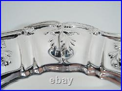 Reed & Barton Francis I Dinner Plates X567 American Sterling Silver