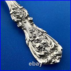 Reed & Barton Francis I First Sterling Silver 925 7 3/4 Dinner Fork New Mark