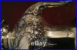 Reed & Barton Francis I Sterling Coffee Pot 44.5 Troy Oz